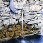 Brunnen im Piemont