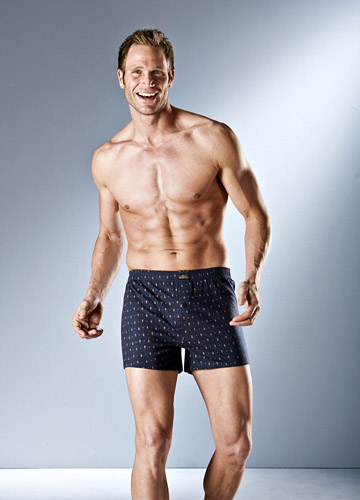 Herren Wäsche Boxershort