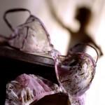 Werbefotografie - Damenwäsche violett