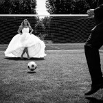 Individuelle Hochzeitsfotos